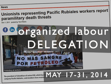 May Delegation 2014